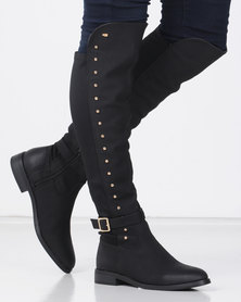 Miss Black GYPSY Boot Black