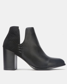 Miss Black ZONKE Boot Black