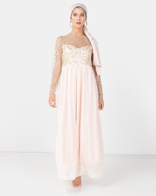 Mishah Bling Empire Maxi Dress