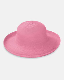 Emthunzini UPF50+ Breton Prism Pink Sunhat 58cm