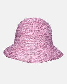 Emthunzini UPF50+ Lizzie Mixed Pink Sunhat 58cm