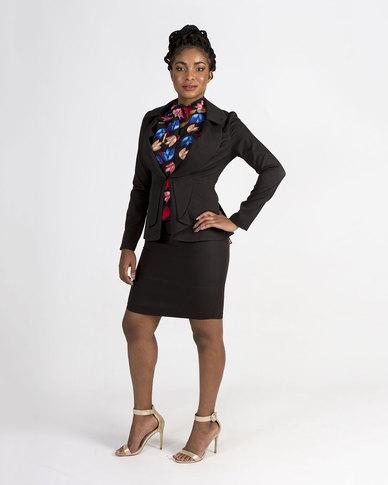 Mamoosh pencil skirt Black