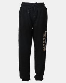 Rip Curl scorcher Boys Trackpants Black