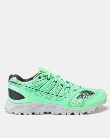 6f0dc94148a3e The North Face Ultra Endurance II Running Shoes Green White