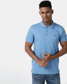 Levi's® Housemark Polo Shirt Blue