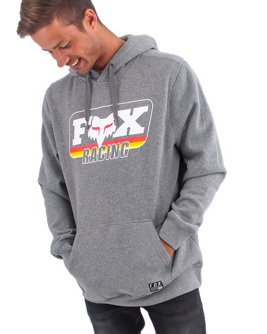 Throwback Pullover Fleece