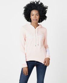 Rip Curl Low Tide Fleece Pink