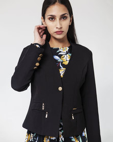 Mamoosh tailored jacket Black