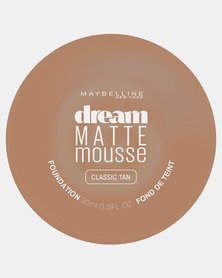 Maybelline 53 Classic Tan Dream Matte Mousse