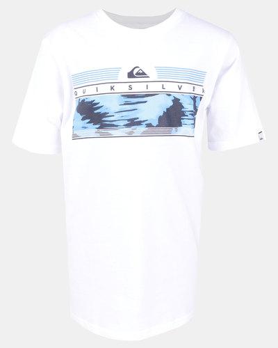 6db4f778 adidas Originals Boys J Kaval Tee White | Zando