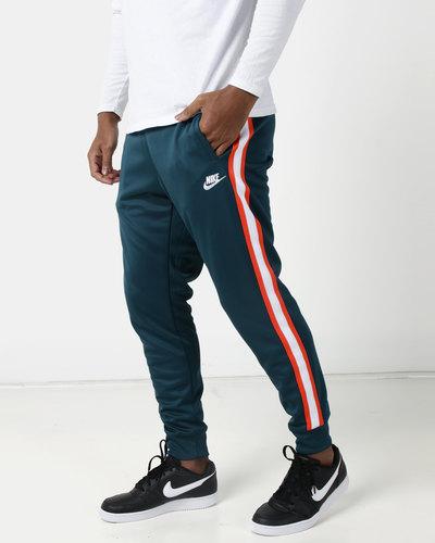 fbbbb0bd Reebok Classics French Terry Taped Pants Black   Zando