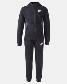 Nike B NSW Tracksuit BF Core Black