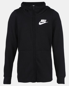 Nike G NSW Hoodie FZ PE Black