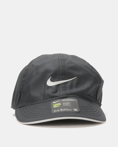 low cost reputable site top design Nike Performance W NK Dry Aerobill FTHLT Cap Run Black