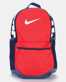 Nike Performance NK BRSLA M Backpack Red/Blue