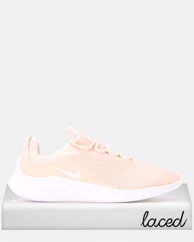 Nike Viale Washed Sneakers Coral/White Pale Ivory