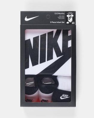 ba349a4be11 Nike NHN Futura Logo Box Set White
