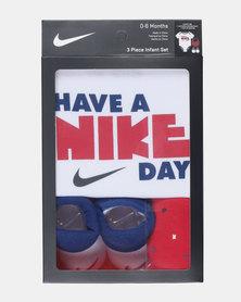Nike NHN Have A Nike Day Set White