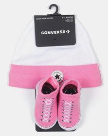 Converse CHN Chuck Bootie Pink