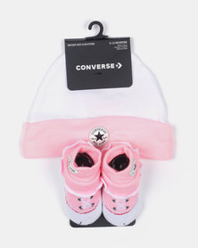 Converse CHN CTP Frilly Chucks Arctic Punch Pink
