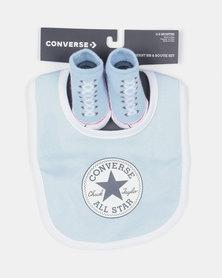 Converse CHN Chuck Bib & Bootie Pacific Blue Coast