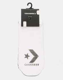 Converse 3PK Socks Black
