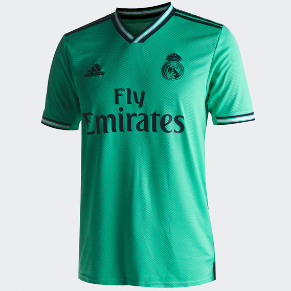 new style 33c54 2d86a REAL MADRID THIRD JERSEY