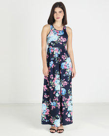 Pretty Little Thing Floral Maxi Dress