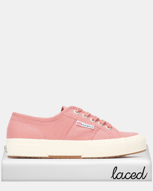 ae7f0e73492 Superga Classic Canvas Sneaker Dusty Rose