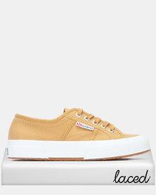 Superga Classic Canvas Sneaker Beige Taffy