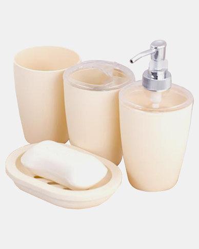 Royal T The Essential Bathroom Set Cream