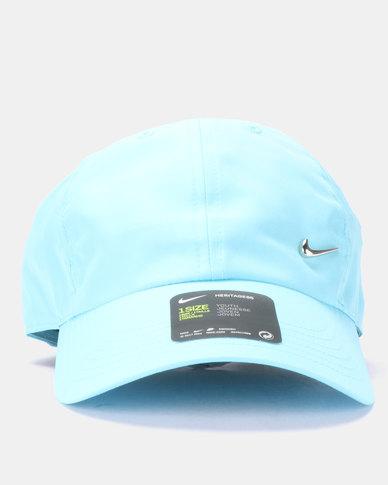 Nike Y NK H86 Metal Swoosh Cap Blue