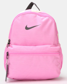 Nike Y NK BRSLA JDI Mini Backpack Pink