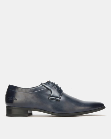 Gino Paoli Formal Lace Up Navy