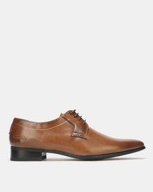 Gino Paoli Formal Lace Up Camel