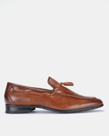Gino Paoli Formal Slip On Tan