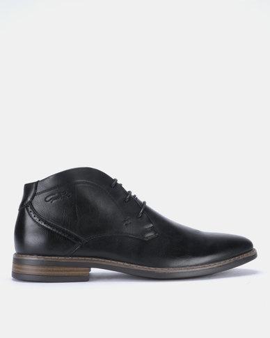 Gino Paoli Boots Lace Up Black