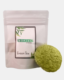 Konjac Sponge - Green Tea