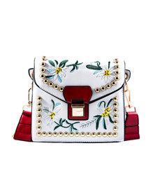 Cordelia Santorini Handbag White