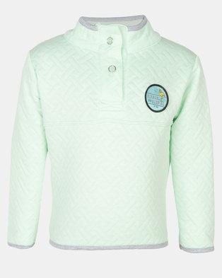 c4de627e782 Rip Curl Mini Flamingo Cove Sweater Mint