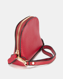 Miss Maxi Must Have Wristlet Bag Red