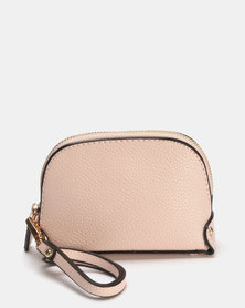 Miss Maxi Must Have Wristlet Bag Pink