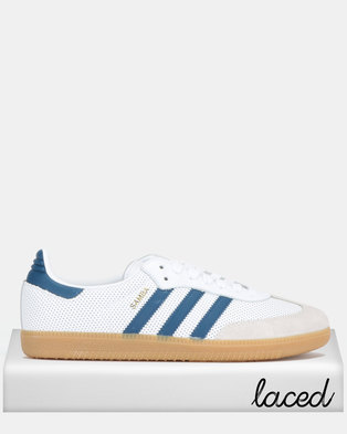 adidas Originals Samba OG ftwr white/legend marine/Grey One F17