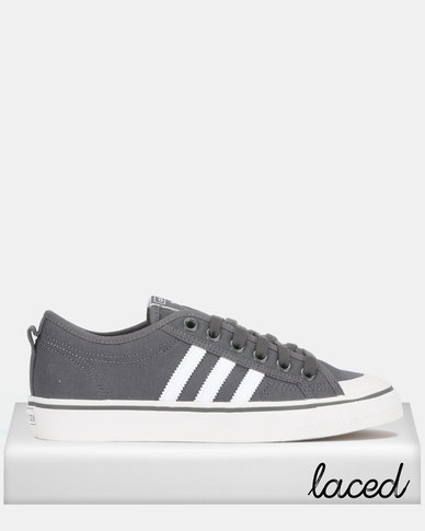 adidas Originals Nizza Grey Five/ftwr White/Crystal White