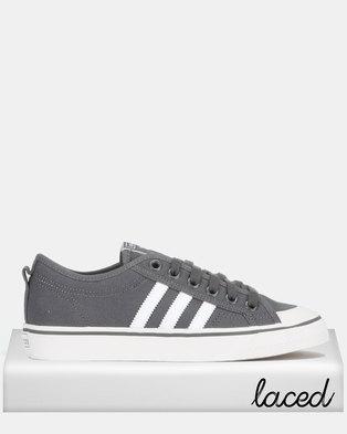 adidas Originals Nizza Grey Five/ftwr White/Crystal White