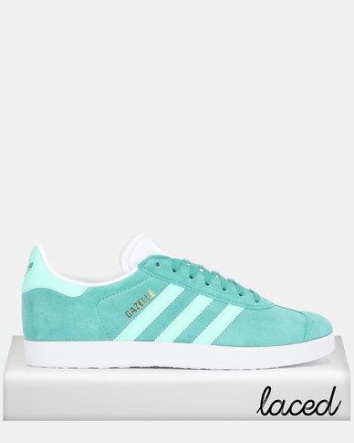 adidas Originals Gazelle True Green/Clear Mint/ftwr White