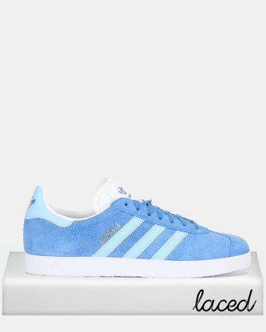 adidas Originals  Gazelle True Blue/Clear Sky/ftwr White