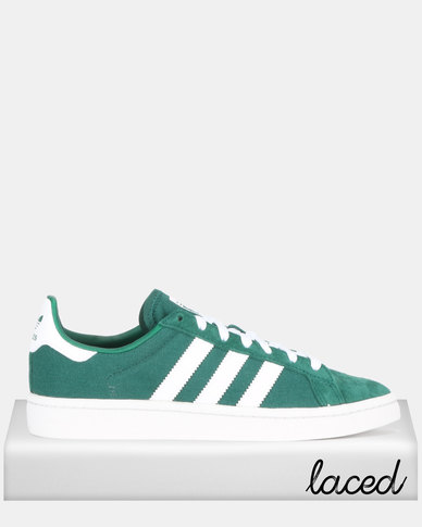 adidas Originals Campus Collegiate Green/ftwr White/Crystal White
