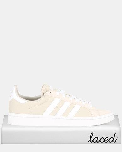 adidas Originals Campus Clear Brown/ftwr White/Crystal White