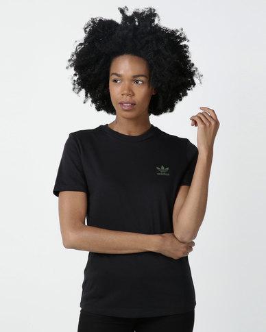 adidas Originals Nov Graphic Tee Black